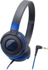 Audio Technica ATH S100 On the Ear Headphone Wired Headphones