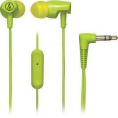 Audio Technica SonicFuel In Ear ATH CLR100iS LG Wired Headset