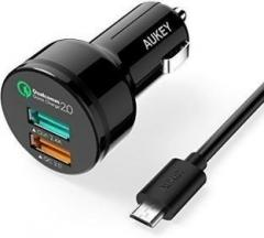Aukey 2.0 amp Car Charger