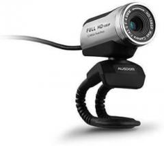 Ausdom 1080P HD USB Webcam Network Camera with Microphone for PC Webcam (NA)