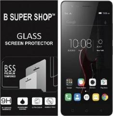 B SUPER SHOP Tempered Glass Guard for Lenovo Vibe Note K5