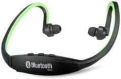 BB4 BS19 SPORTS MP3 Player Wireless Bluetooth Headset With Mic