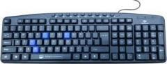 Beekonnect KB 381 Wired USB Laptop Keyboard