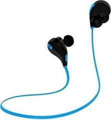 Bingo S1 Bluetooth With Mic Blue Wired Headset