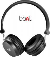 boAt Rockerz 400 On the ear Wireless bluetooth Headphones