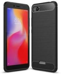 Bracevor Back Cover for Mi Redmi 6A (Flexible Case)