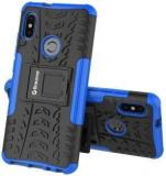 Bracevor Back Cover For Mi Redmi Note 5 Pro (Rugged Armor, Rubber, Plastic)