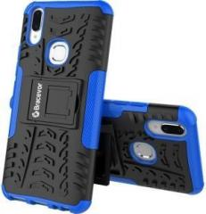 Bracevor Back Cover for Vivo V9, Vivo V9 Youth (Rugged Armor, Plastic, Rubber)