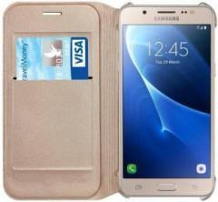 CareFone Flip Cover for Samsung Galaxy J7 6 with Smart Sensor