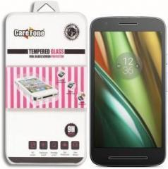CareFone Tempered Glass Guard for Moto E3 Power