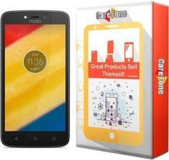 Carefone Tempered Glass Guard for Motorola Moto C Plus