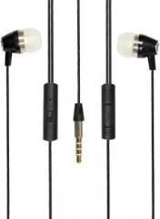 Casotec C04BK In Ear Earphones Wired Headphones