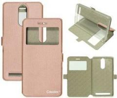 Casotec Flip Cover for Lenovo K5 Note