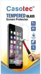 Casotec Tempered Glass Screen Protector Guard for Motorola Moto G 2nd Generation