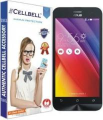 Cellbell Tempered Glass Guard for Asus Zenfone 2 Laser 5.5 2 GB