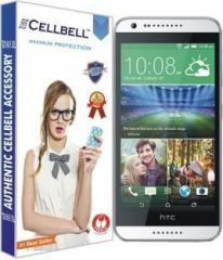 CellBell Tempered Glass Guard for HTC Desire 620G
