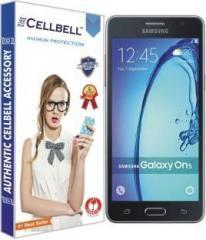 CellBell Tempered Glass Guard for Samsung Galaxy On5