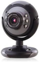 Diabolic Q495LM USB PC Web Camera 25 Mega with Night Vision and In Built Microphone Webcam