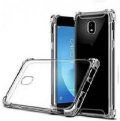 Esurient Back Cover for Mi Redmi 8A (Transparent, Grip Case)
