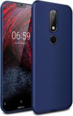 brand new 3da96 89665 Febelo Back Cover for Nokia 6.1 Plus (Grip Case, Rubber)