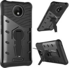 buy online 31690 ba795 Flipkart Smartbuy Back Cover for Motorola Moto C Plus