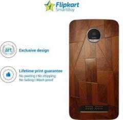 promo code 52442 b44ea Flipkart SmartBuy Back Cover for Motorola Moto Z Play
