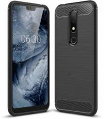 huge discount ecb8c 5370f Flipkart Smartbuy Back Cover for Nokia 6.1 Plus (Transparent, Flexible Case)