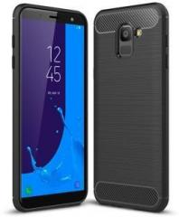 online retailer 5fa3c 9250c Flipkart Smartbuy Back Cover for Samsung Galaxy J6, Samsung Galaxy On6  (Rugged Armor)