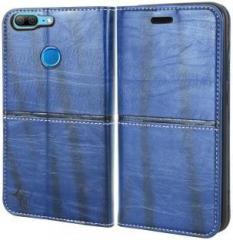 reputable site c2760 3acab Flipkart Smartbuy Flip Cover for Honor 9 Lite (Shock Proof, Artificial  Leather)