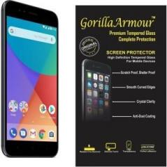 Gorilla Armour Tempered Glass Guard for Mi A1