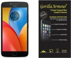 Gorilla Armour Tempered Glass Guard for Motorola Moto E4 Plus