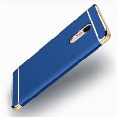 Gulwan Back Cover for Mi Redmi Note 5 (Dual Protection, Plastic)