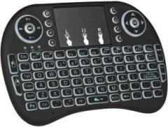 Hala Mini Touchpad With Mouse Wireless Multi device Keyboard Wireless Multi device Keyboard