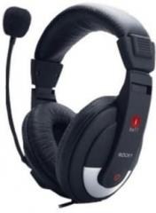 Iball Rocky Wired Headset with Mic (Over the Ear)