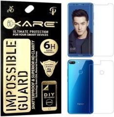 Ikare Front and Back Screen Guard for Honor 9 Lite