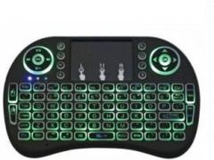 Inext 2.4GHz Mini Wireless Keyboard with Touchpad Mouse Smart Connector, Wireless Multi device Keyboard