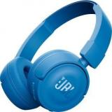 Jbl JblT450BTBLU Bluetooth Headset With Mic (On The Ear)