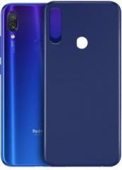 Knotyy Back Cover for Mi Redmi Note 7, Mi Redmi Note 7 Pro (Silicon)