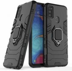 Kwine Case Back Cover for Samsung Galaxy M30s (Rugged Armor)