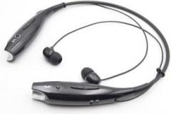 Leco S 730 Neckband Bluetooth Headset with Mic (In the Ear)