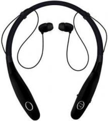 Oxhox Bluetooth v5.1 Wireless Headset wid Mic Bluetooth Headset with Mic (In the Ear)