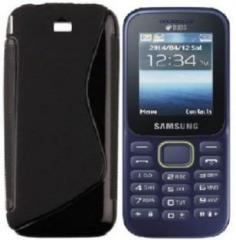 S gripline Back Cover for SAMSUNG Guru Music 2 (Silicon)