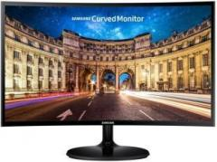 SAMSUNG 26.96 inch Curved Full HD LED Backlit LC27F390FHWXXL Monitor