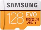 Samsung EVO 128 GB SDXC Class 10 100 Mbps Memory Card (With Adapter)