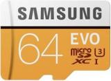Samsung UHS 3 64 GB MicroSDXC Class 10 100 MB/s Memory Card (With Adapter)