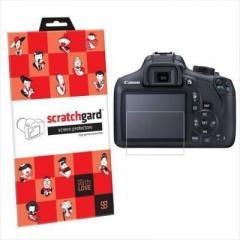 Scratchgard Original Ultra Clear Screen Guard for Canon EOS 1300D