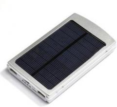 Ske 13000 mAh Power Bank (Ske 22CALLONE TURBBLUE250831DB90DF66, Solar Power bank WITH 20 LED, Lithium ion)