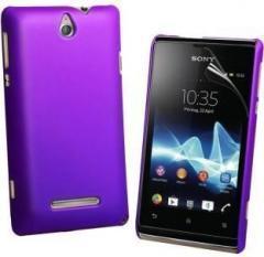 hot sales 943a1 1e78b Spicesun Back Cover for Sony Xperia E C1504