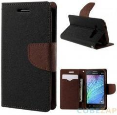 wholesale dealer 08b23 ea2b2 Spicesun Flip Cover for Samsung Galaxy On7 SM G600F