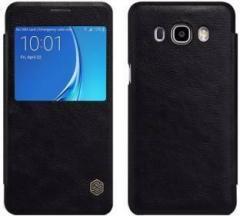 buy popular dbf7b 779d9 SPL Flip Cover for Samsung Galaxy J7 6